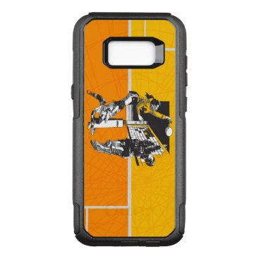 TOP Women's Volleyball OtterBox Commuter Samsung Galaxy S8  Case