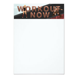 TOP Workout Now Card