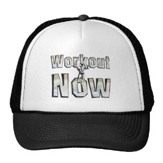 TOP Workout Now Trucker Hat