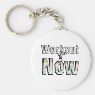 TOP Workout Now Key Chains
