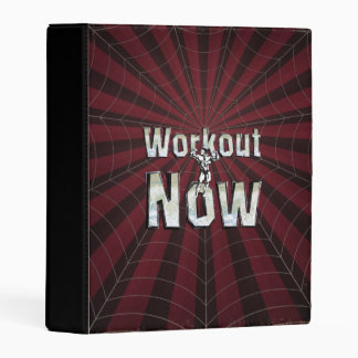TOP Workout Now Mini Binder