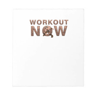 TOP Workout Now Notepad