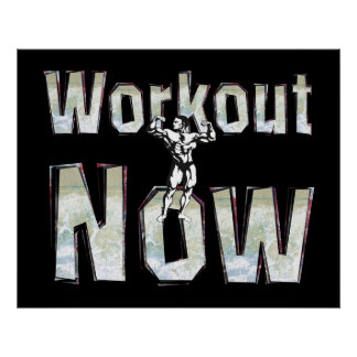 TOP Workout Now Poster