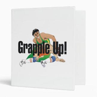 TOP Wrestling Grapple Up Binder