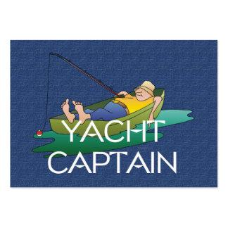 TOP Yacht Captain Fun Business Card Template