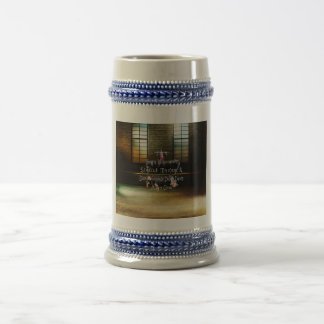 TOP Yoga Diva Beer Stein
