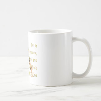TOP Yoga Diva Coffee Mug
