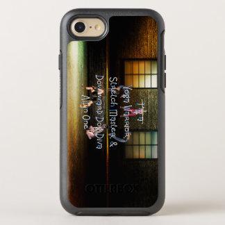 TOP Yoga Diva OtterBox Symmetry iPhone 7 Case