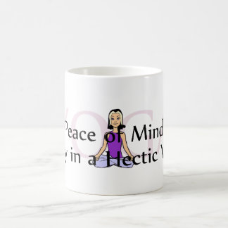 TOP Yoga Slogan Coffee Mug
