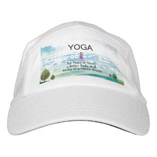 TOP Yoga Slogan Hat