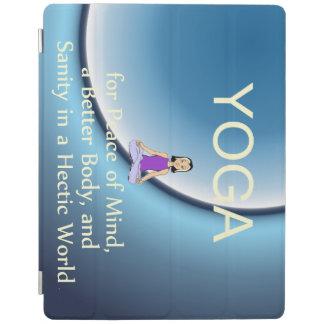 TOP Yoga Slogan iPad Smart Cover