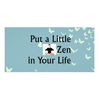 TOP Zen Slogan Card