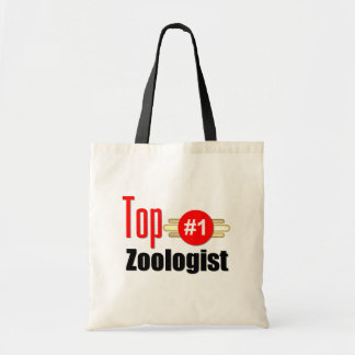 Top Zoologist Budget Tote Bag