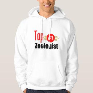 Top Zoologist Hooded Sweatshirts