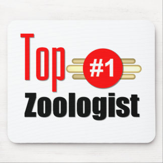 Top Zoologist Mouse Pad