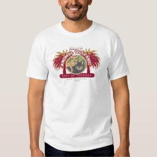 Topanga Kitty's by Robyn Feeley T-Shirt