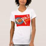 Topaz Apples T-Shirt
