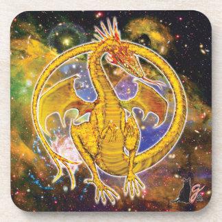 Topaz Cosmic Dragon Coaster