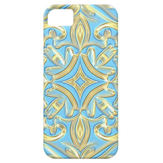Topaz Crucifix iPhone SE/5/5s Case