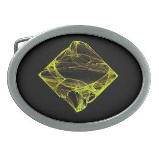 Topaz Diamond Belt Buckle