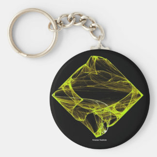 Topaz Diamond Key Chains