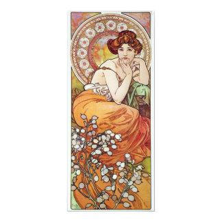 Topaz Goddess Card