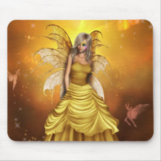 Topaz Mouse Pad