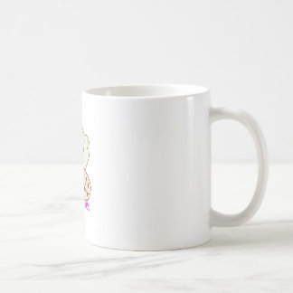 Topbaker en la casa taza básica blanca