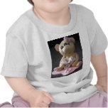 topcake teddy bear girl t shirt
