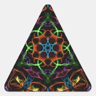 Tope Pegatina Triangular