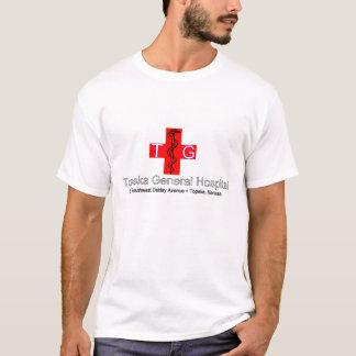 Topeka General Hospital Adult T T-Shirt