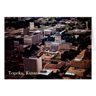 Topeka, Kansas Card