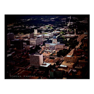 Topeka, Kansas Postcard