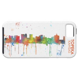 TOPEKA KANSAS SKYLINE - iPhone 5 case
