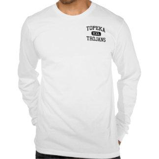 Topeka - Trojans - High School - Topeka Kansas Tee Shirts