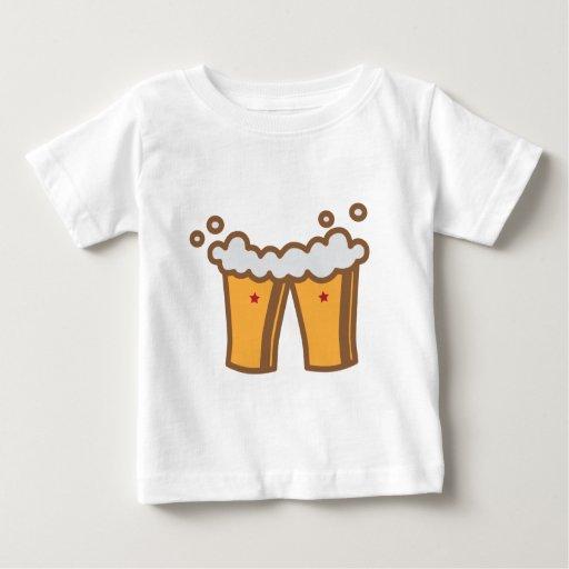 Topetón de la cerveza playera de bebé