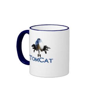 TopGun Tomcat Ringer Coffee Mug