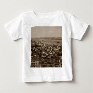 Tophane and Uskudar Constantinople Turkey 1880s Baby T-Shirt