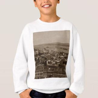 Tophane and Uskudar Constantinople Turkey 1880s Sweatshirt