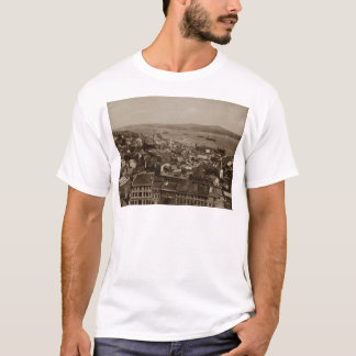 Tophane and Uskudar Constantinople Turkey 1880s T-Shirt