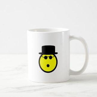 Tophat chocado taza