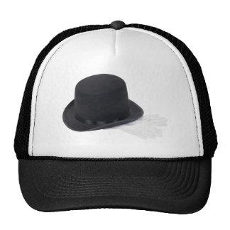 TopHatGloves111009 copy Trucker Hat