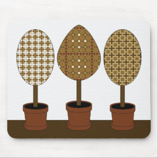 Topiary Mousepad