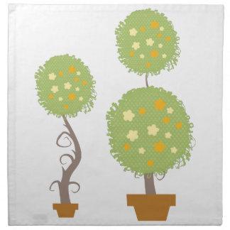 Topiary Servilletas De Papel