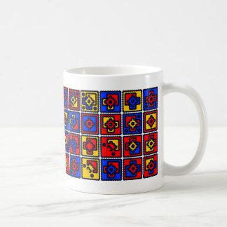 Topic and variations coffee mug