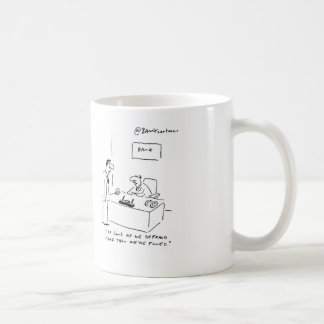 Topical Banking Mug