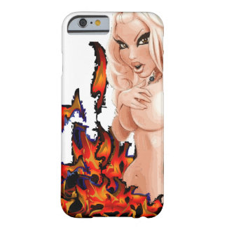 topless girl barely there iPhone 6 case