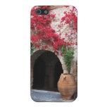 Toplou Monastery Churches courtyard CRETE GREECE iPhone 5 Cover