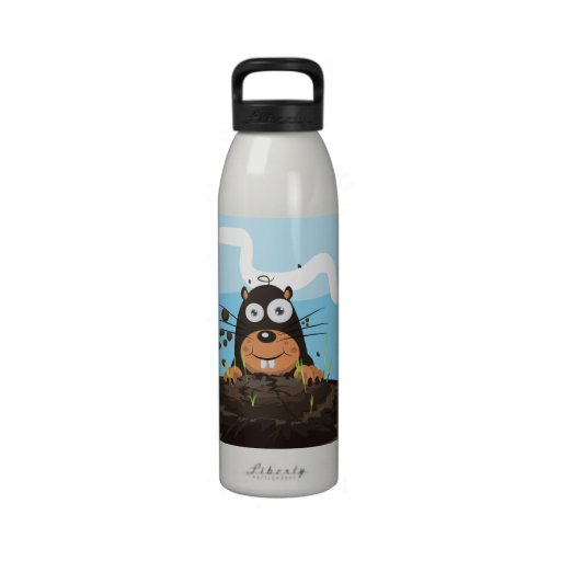 Topo Botellas De Agua Reutilizables