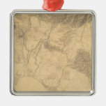 Topografía de Los Ángeles y de San Bernardino Adorno De Reyes